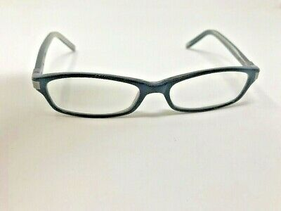 Details about CONVERSE TELL ME 50 15 135 EYEGLASSES BROWN FULL RIM FRAMES@@