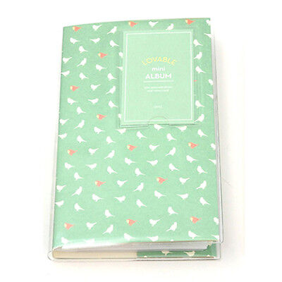 84-Pockets Photo Album For Fuji Film Instax Mini Polaroid Camera 7 8 90 V3A Q7T4