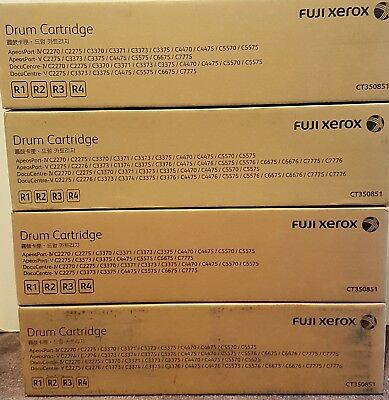 Genuine Fuji Xerox Drum Cartridges C2270,c2275,c3370,c3371,c3373,c3375,c4475