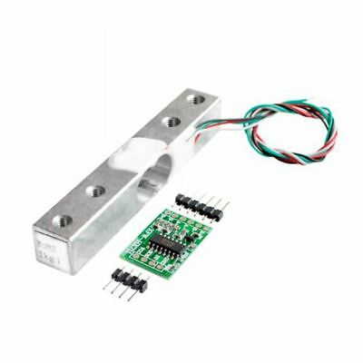 1kg small range weighing pressure sensor with HX711AD module load cell + HX V3S7