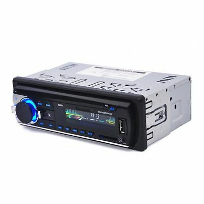 1-Din In-Dash Car Radio Bluetooth Stereo Head Unit MP3/USB/SD/ AUX-IN/ FM P T4N4