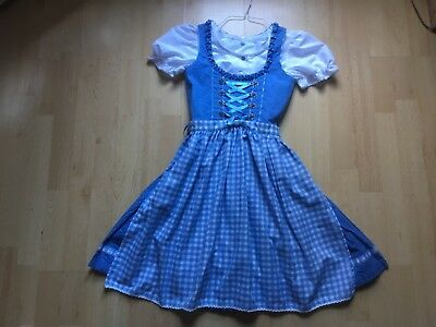 3 teiliges Kinder Dirndl 146