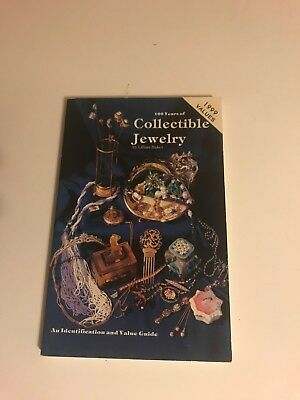100 Years of Collectible Jewelry by Lillian Baker (1978, UK-Paperback, Illustrat