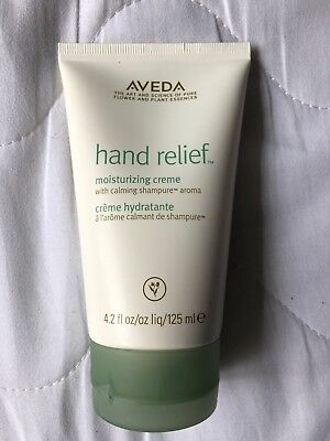 Aveda Hand Relief Moisturizing Creme Hand Cream - 125ml - New