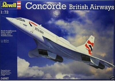 1/72 Revell Concorde British Airways