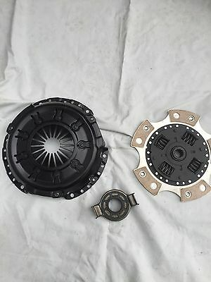 ESCORT/FIESTA RS TURBO UPRATED COMPLETE 5 Puk PADDLE CLUTCH KIT