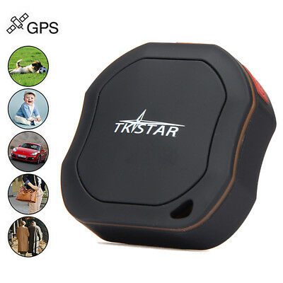 TK201 Mini Car GSM GPS GPRS Tracker for Personal Real Time Tracking HOT
