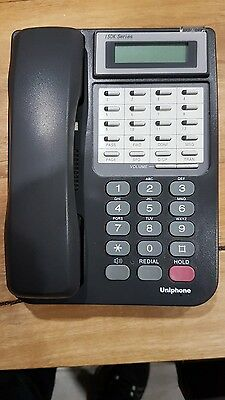 Uniphone ISDK 12TDHF Business Telephone