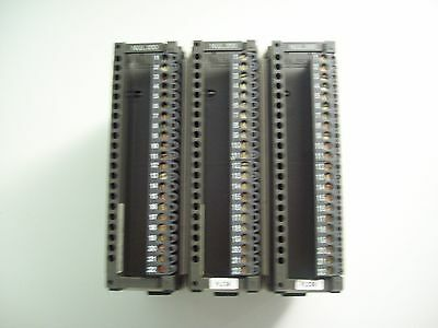 Schneider Automation Nul 200/as-Bnul-200 Tsx Compact Blank Module - Lot Of 3
