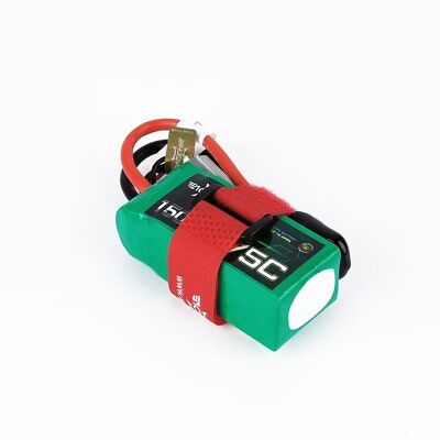 ACEHE 11.1V 1500mAh 75C Capacity 3S1P 16.65WH High Rate Lipo RC BatteryKL