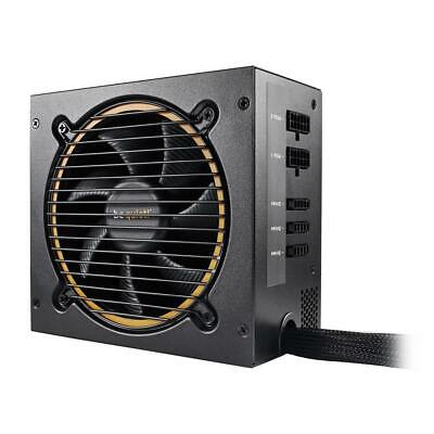 be quiet! Pure Power 10 700W CM ATX PC Netzteil BN279 Kabelmanagement schwarz