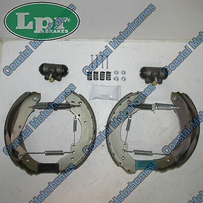 Fits Talbot Express Fiat Ducato PeugeotJ5 CitroenC25 Rear Brake Shoe Set Q10-Q14