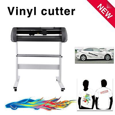 100-240V Vinyl Cutter With Stand Cutting Plotter Kits Contour Cut Plotte