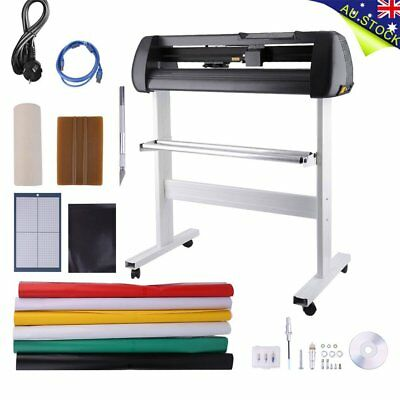Redsail Vinyl Sign Sticker Cutter Plotter Cutting Machine With Stand 100-240V