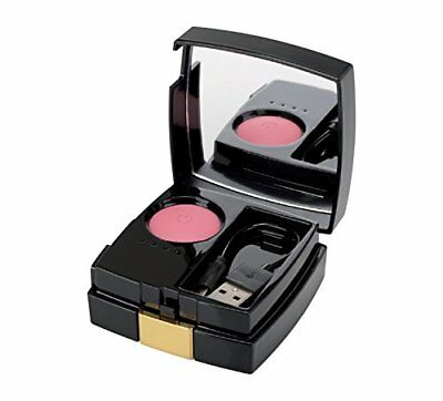 Retouch Power Blush 4200mAh Compact Mirror Charger for iPhone and Smartphone
