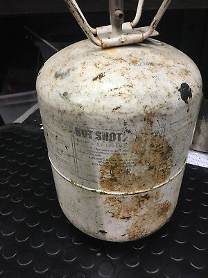 ICOR Hot Shot 2 Refrigerant 10 Pounds TotAl Weight W/ Tank R 144b