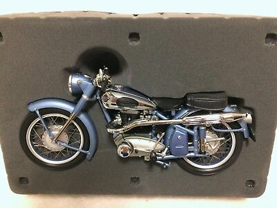 SCHUCO 1950 Horex Regina 1:10 Diecast Collectible NEW IN BOX.