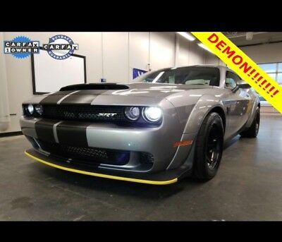 2018 Dodge Challenger Demon JUST REDUCED! Silver SRT Demon