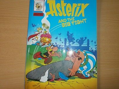 Asterix and The Big Fight, Goscinny and Uderzo, 1997, Book 9.