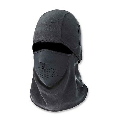 Ergodyne N-Ferno 6827 Thermal Fleece Two-Piece Detachable Balaclava with Neopren