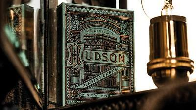 Hudson playing cards. New sealed deck
