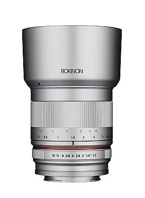 Rokinon 21mm f/1.4 Lens for Sony E-Mount (Silver)