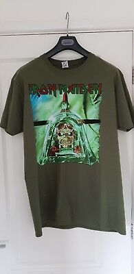 Iron Maiden T Shirt XL - Legacy of the Beast Tour - Aces High 2018
