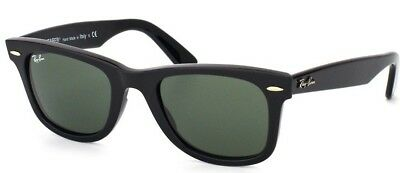 Sunglasses Ray Ban Wayfarer RB2140 901 Black Frame Green Gradient Lens  50-22 mm 33ed3da7e4