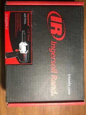 Ingersoll Rand 1/2 in Impact Wrench 2135QXPA-2 w/ 2 in Extended Anvil ( SALE!)