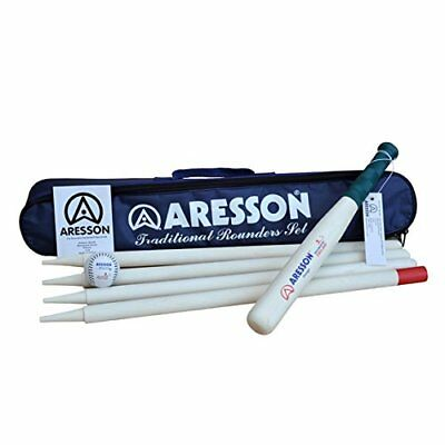 Wilkinson Aresson traditioneller Rounders-Satz