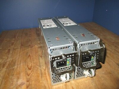Lot of 2 Dell KD171 AA23290 930W PowerEdge 2800 Server Power Supply