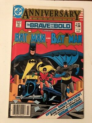 Brave and the Bold #200 1st Katana