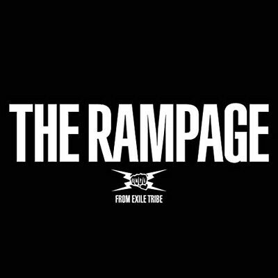 New THE RAMPAGE from EXILE TRIBE THE RAMPAGE CD DVD Japan