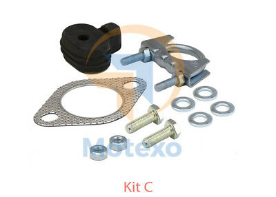 FK91362B CATALYTIC CONVERTER FITTING KIT FORD STREETKA 1.6 10//2002 //