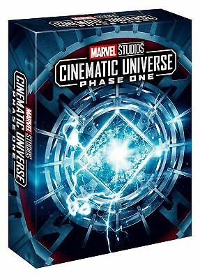 Marvel Studios Cinematic Universe: Phase One (Box Set (Collector's Edition)) [