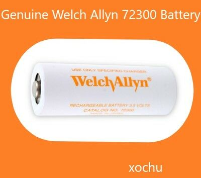 GENUINE WELCH ALLYN 72300 RECHARGEABLE BATTERY for 71000-A or C PLUG-IN HANDLE