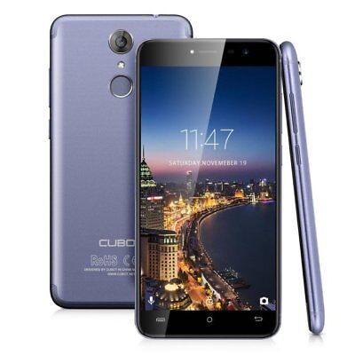 """5.2"""" Cubot Note Plus 16MP 4G 3GB+32GB Android 7.0 Quad Core Smartphone Handy YB"""