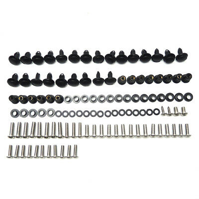 Complete Fairing Bolt Kit Fasteners Nuts Screws for Honda CBR1000RR 2006-2007