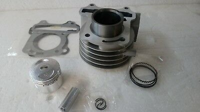 50cc Gy6 Cylinder Barrel Piston 39mm Kymco Moped Scooter 139qmb
