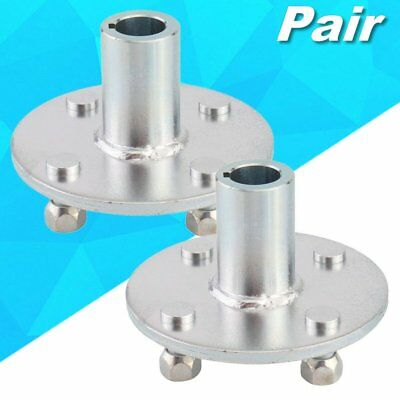 """2X Go-Kart Parts, 4""""x4"""" Live Axle Hub 1"""" bore inner & 3/4"""" outer, part# KD4x4LAH"""