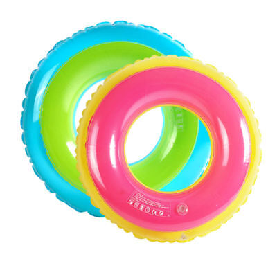 Durable Inflatable Swimming Ring Pool Swimming Water Floating Raft Circuit
