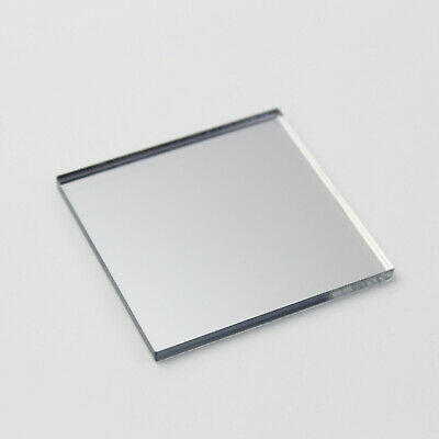 3mm Two Way / See-Thru Mirror Acrylic Sheet / 2 Way Mirror / Cut to size