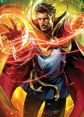 DOCTOR STRANGE #6 KEUNWOO LEE MARVEL BATTLE LINES V - G178 - PreOrder 03.10.2018