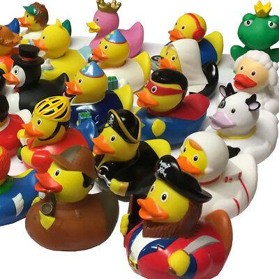 Lilalu Collectable Rubber Ducks (Various Characters)