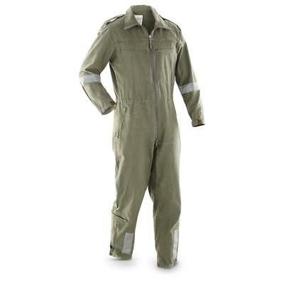 Genuine German Overall Issue Bundeswehr Coverall Mechanic  Work Suit Surplus