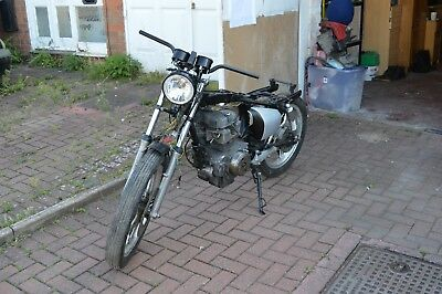 Honda CB400T for spares or repair