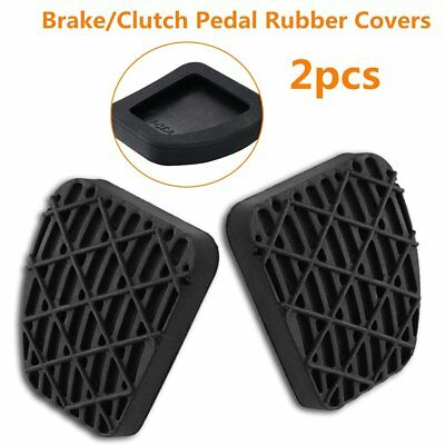 Universal Brake Clutch Pedal Pad Rubber Cover For Mercedes Benz Sprinter Vito AX