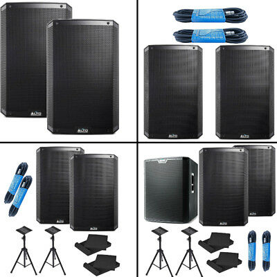 "Alto Professional Truesonic3 TS312 12"" 2-Way Powered Active PA Speaker *New*"