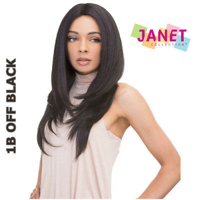 """CORAL- Brazilian Scent Pre-Tweezed Wig - 20"""" Straight Style - Janet Collection"""
