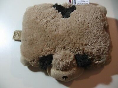 "12"" x 9"" plush Puppy Dog by Pillow Pets Pee Wees, good condition"